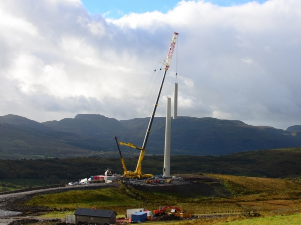 Carrickeeney Wind Farm